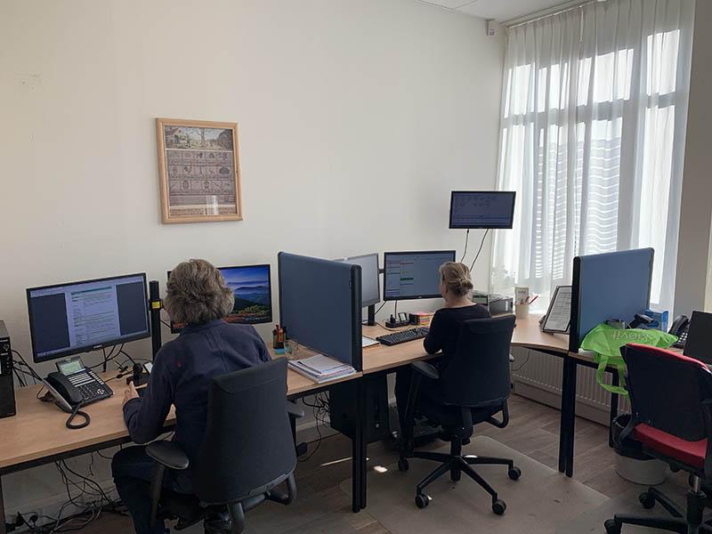 Lodewijkstraat Backoffice administratie